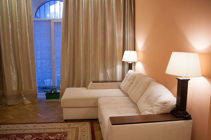 Charming & cozy 1 BR apt, center location - L'viv - Apartment