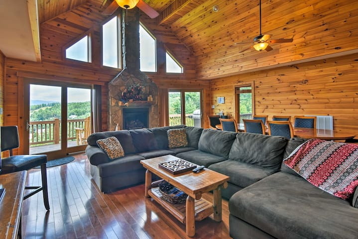 Rest easy inside 3,200 square feet of open-concept living space!
