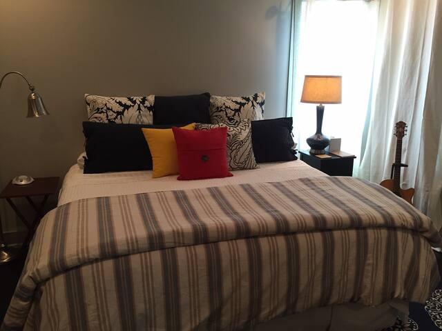 The Nest, Private first floor guest suite nr Vandy - Nashville