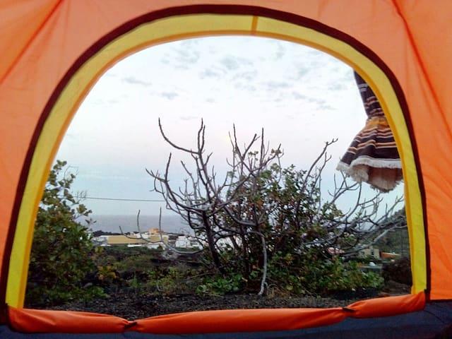 Natur,Meer-rauschen,Sternenhimmel! - Tamaduste - Namiot