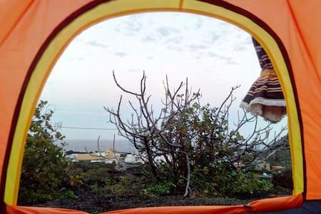 Natur,Meer-rauschen,Sternenhimmel! - Tamaduste - 帐篷