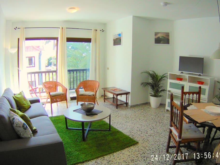 Salón Comedor / Living room