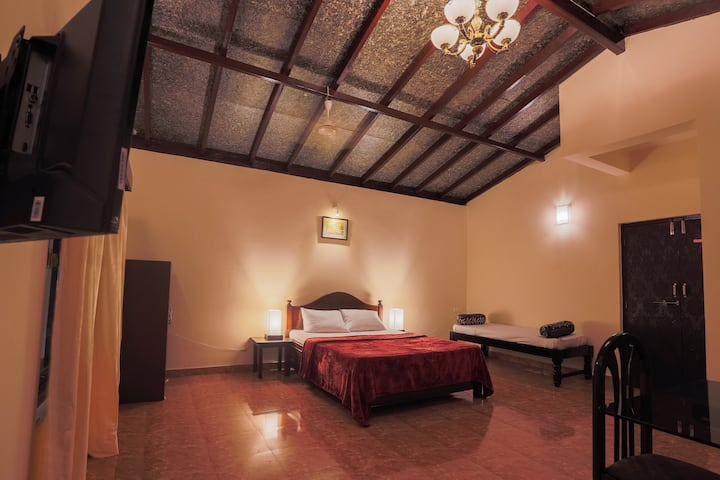 ACE ROOM @ PINNACLE COUNTRYSIDE  SALIGAO GOA