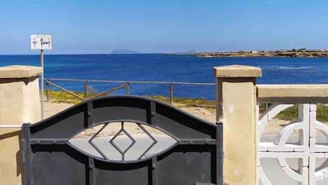 Appartement avec vue sur les îles Egadi
