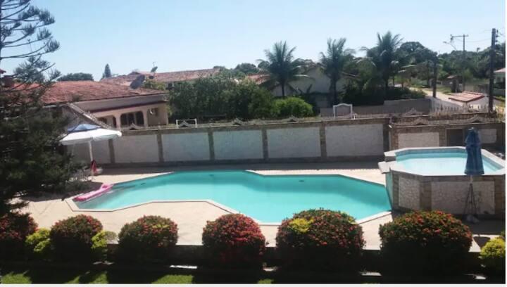 Casa de Veraneio (suíte 5) - Região dos Lagos