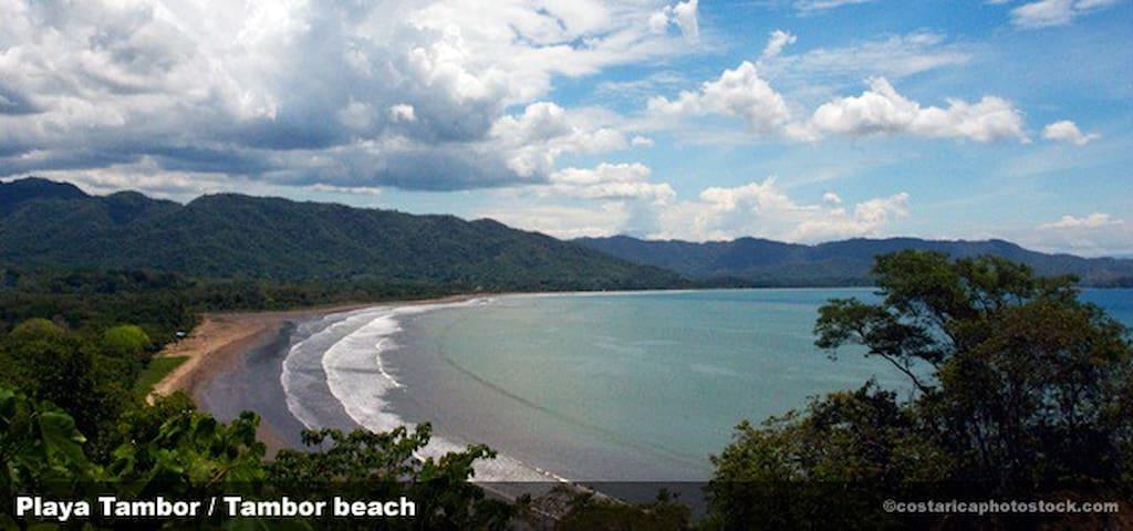 Los Delfines, Villa 209A - Tambor Beach - Vila