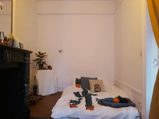 Chambre en collocation Bruxelles centre