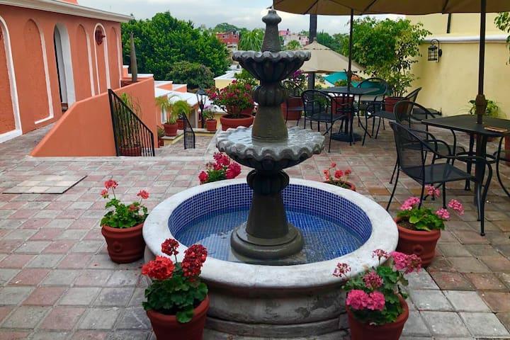 AntiguaPosada Individual - Cuernavaca, Morelos