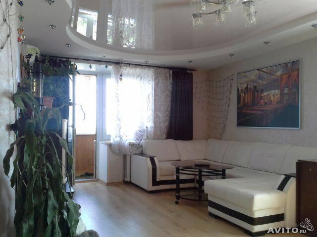 Elegant two-room apartment in Kazan near Kremlin