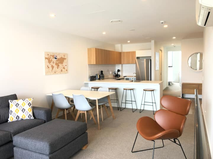 *NEW* Central city apartment - with a view