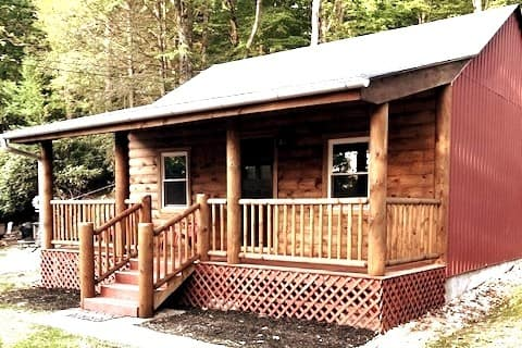 Tracey's Cabin at Lake Wallenpaupack