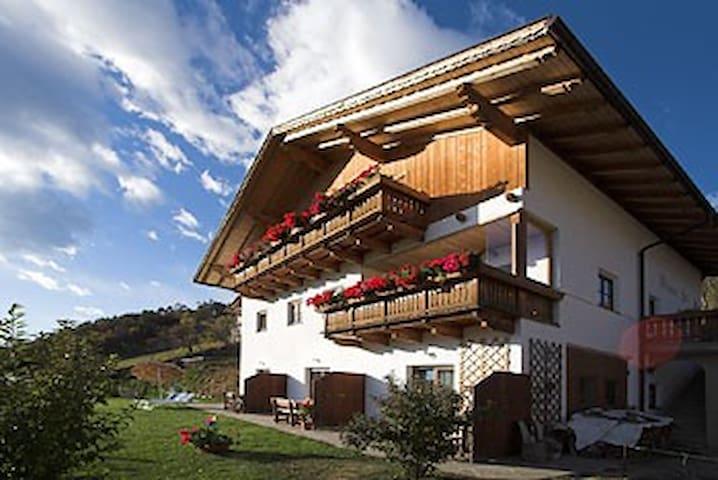 Wohnung Rosengarten mit Südbalkon