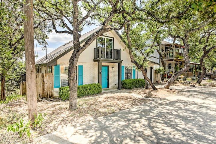 Canyon Lake House w/ Deck - 10.6 Miles to Marina!