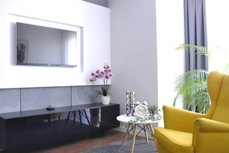 Apartament na Tęczowej