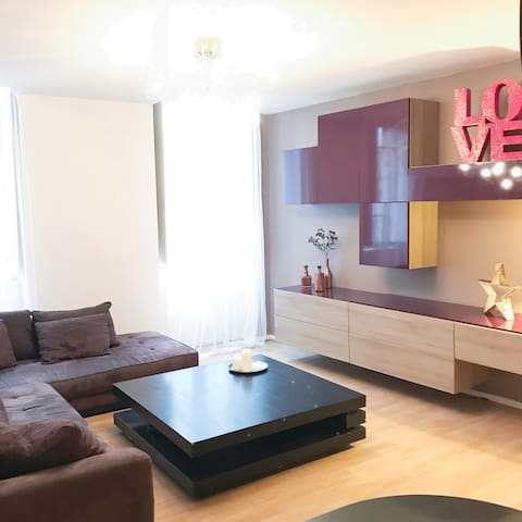 Appartement Moderne tout équipé en centre ville