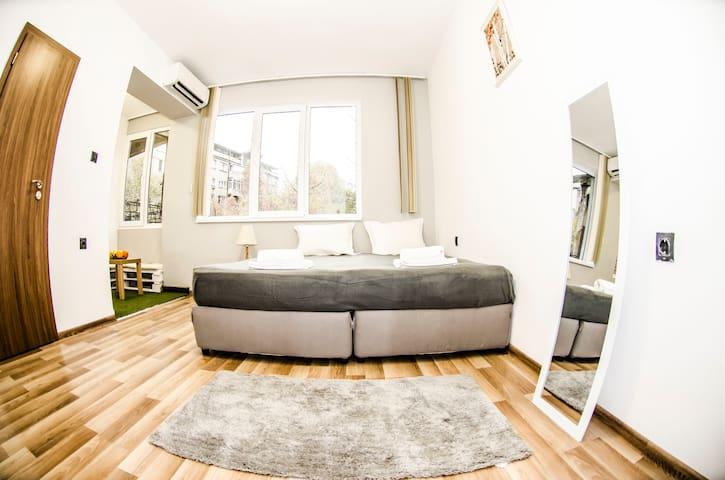 Studio for two Ideal Centre Plovidv