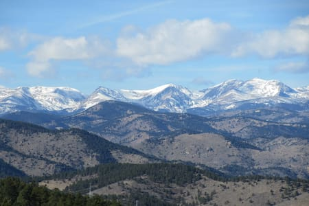 Skiing Gateway & Rocky Mtn Wilderness Retreat