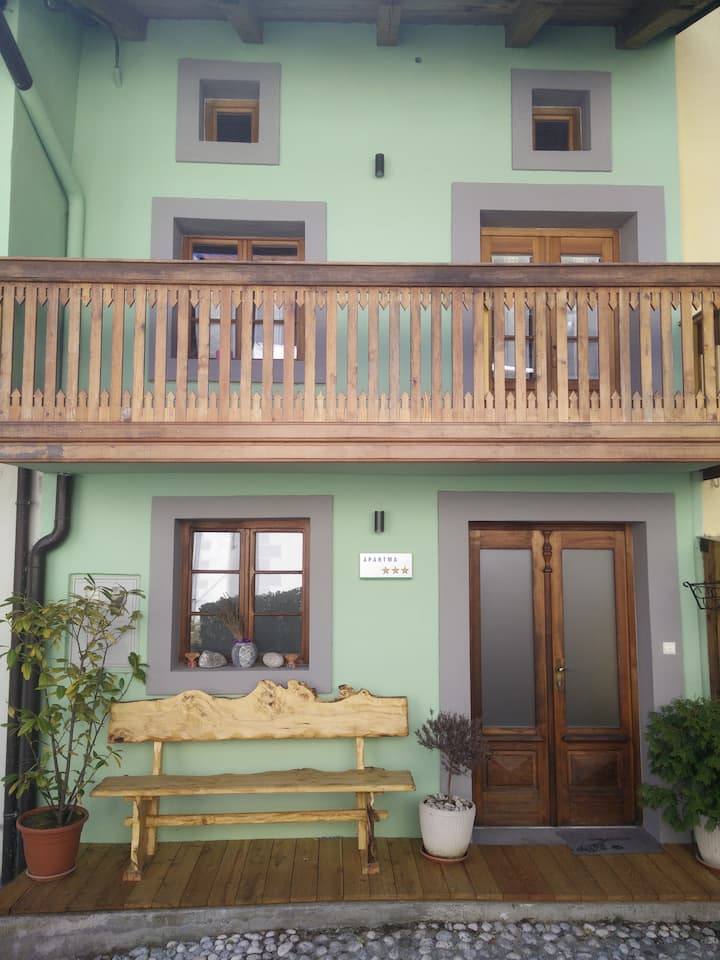 Apartment Bernarda (Entire House)
