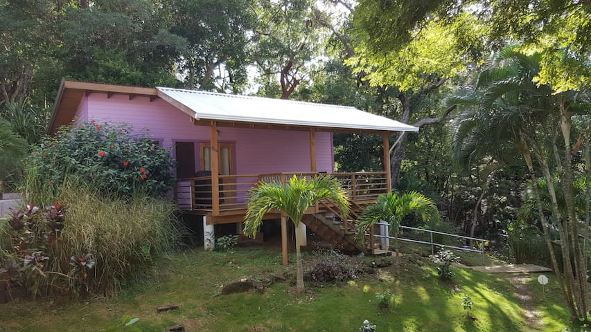 Ocean Palms Bungalow-Perfect sized