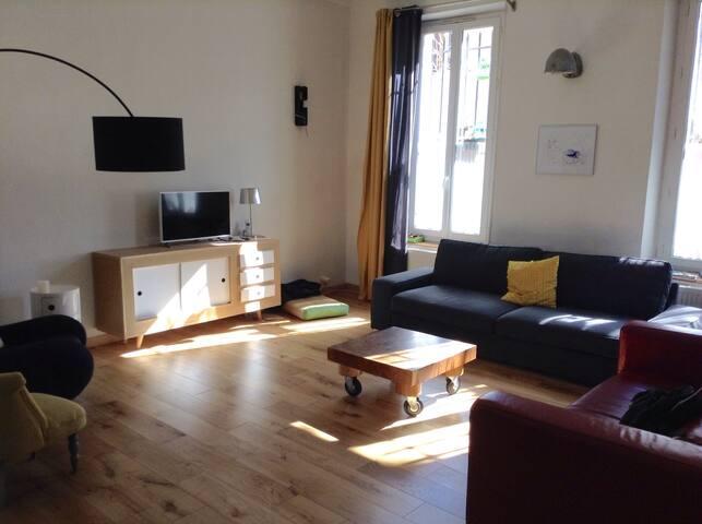 Charmante maison de village 13014 - Marsella - Casa