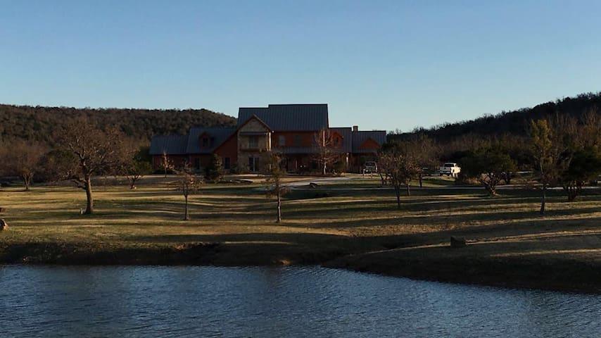 Country Retreat - Graham - Ház