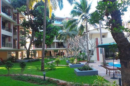 Palolem  £1 Bedroom Apartment INNGOA 0.7km toBeach