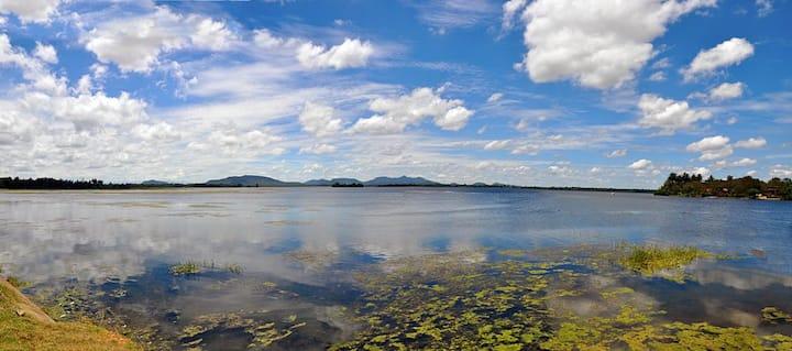 Lake Near Yodhakandiya