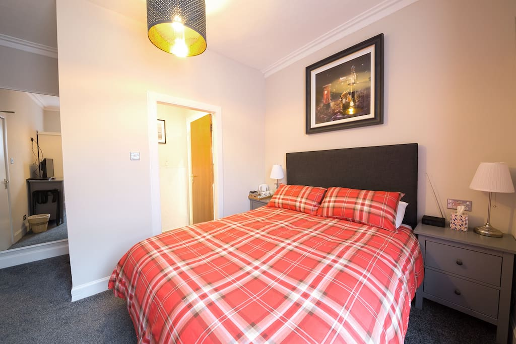 Room 4 - Kingsize double