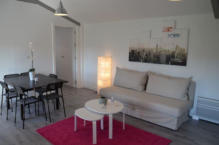 Agréable 3 pièces neuf - Urrugne - Apartment