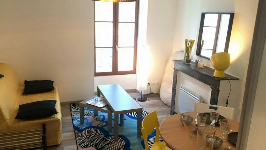 Le Studio du Coq de Haute Cours