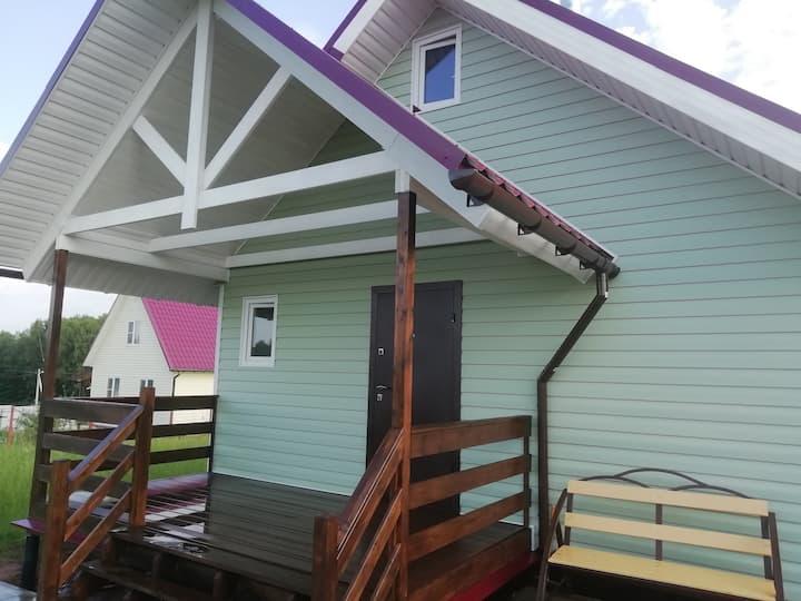 Country House 27А+Sauna