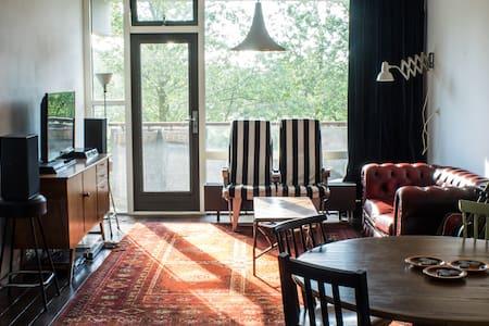 Spacious appartement near metro - Амстердам-Зюйдост