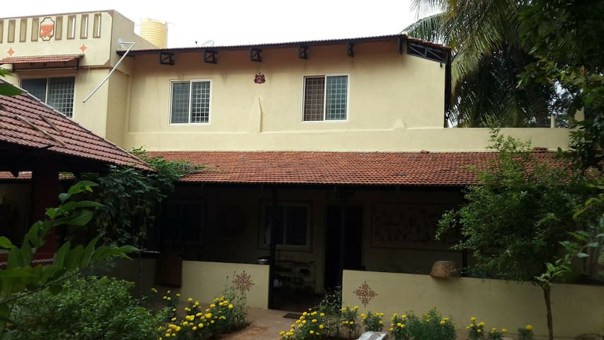 Vanasiri farm stay