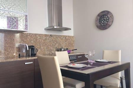 Cozy apartment in Bulduri