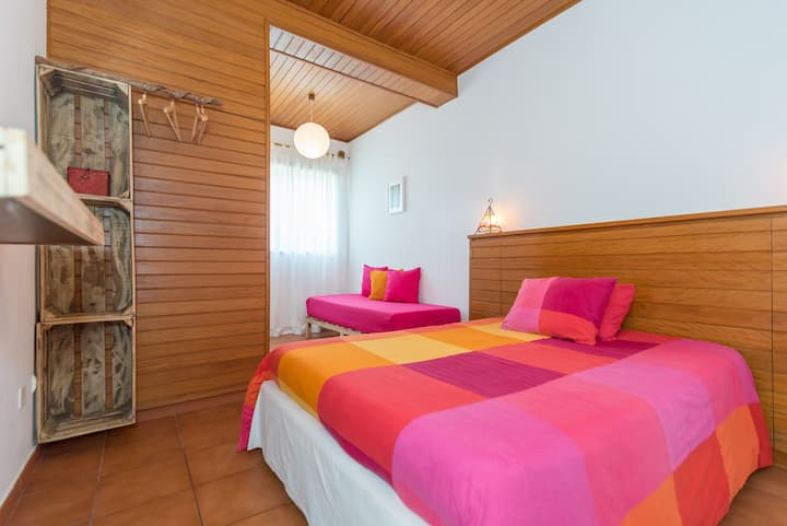 Ticket2Surf | Guesthouse | Uluwatu Room