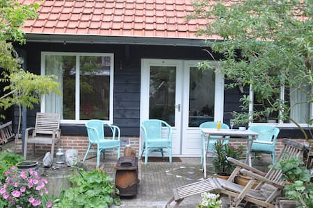 Studio Tjilp, bij centrum én natuur - Bed & Breakfast
