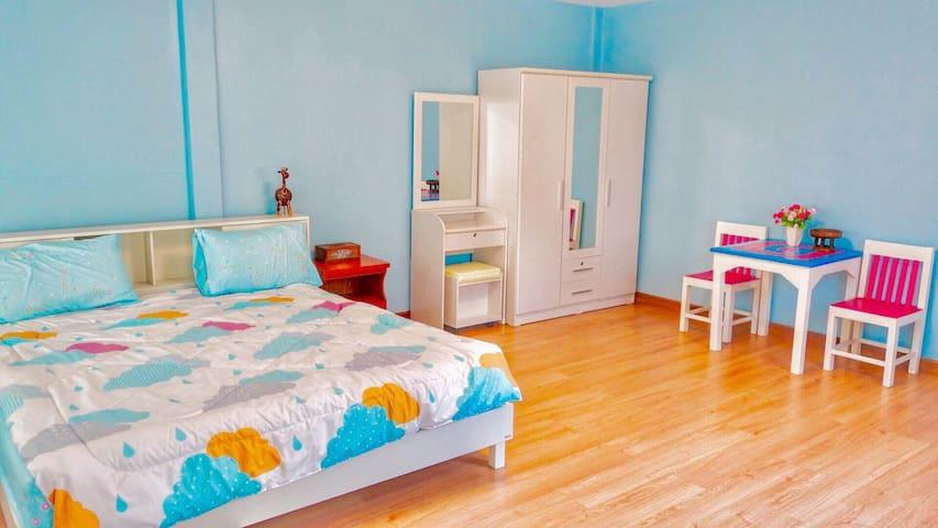『來趣.THAI北』走走吧!清邁藍屋的簡單生活~~歡迎來我家玩!