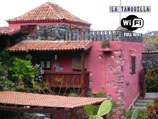 Casa LA TANQUILLA (boardilla) - Aripe