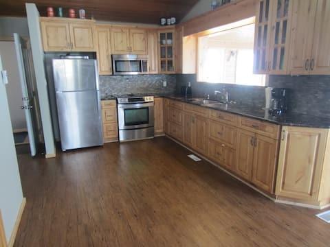 Lakefront Cabin Rental