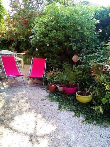 Joli studio cosy au Cap Brun