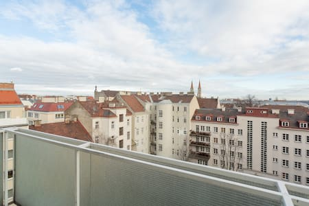 Views Over Wien-Near Centrum/Ubahn - Wien - Apartment