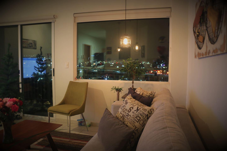 Living y sala de TV