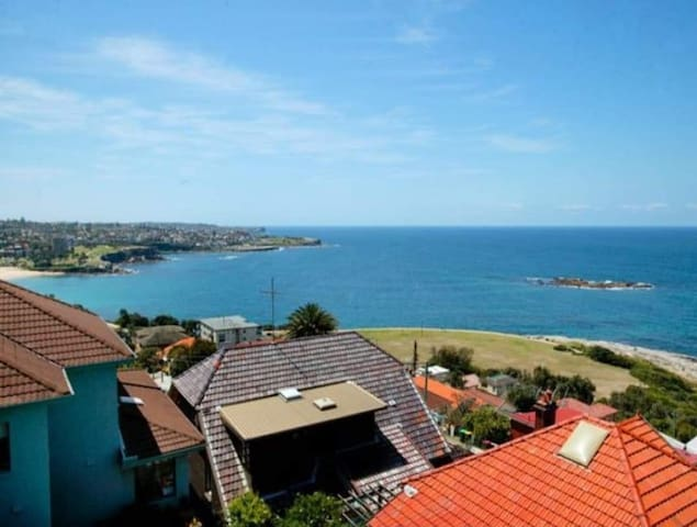 Coogee ocean views