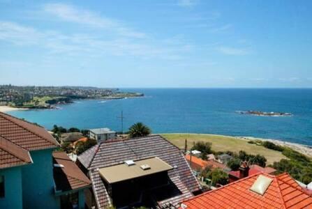 Coogee ocean views