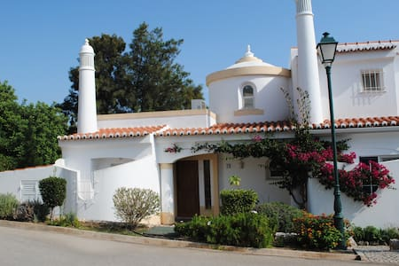 Private Villa in Carvoeiro, Algarve - Villa