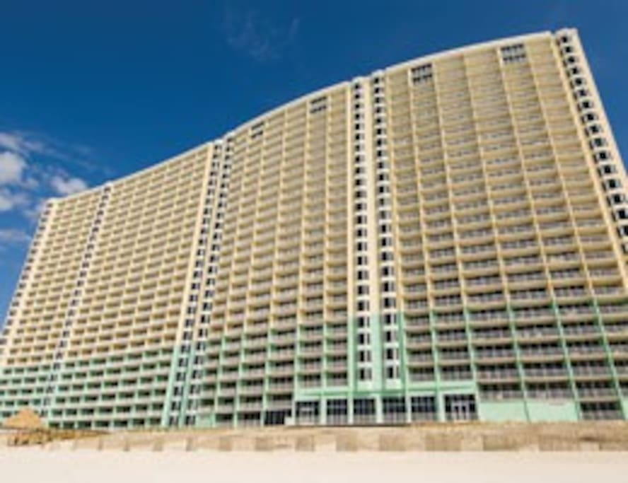 Timeshare Panama City Beach House