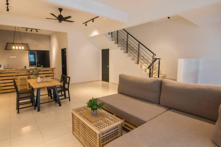Culture Home (藝宅 ) @ Nusa Sentral , Bukit Indah
