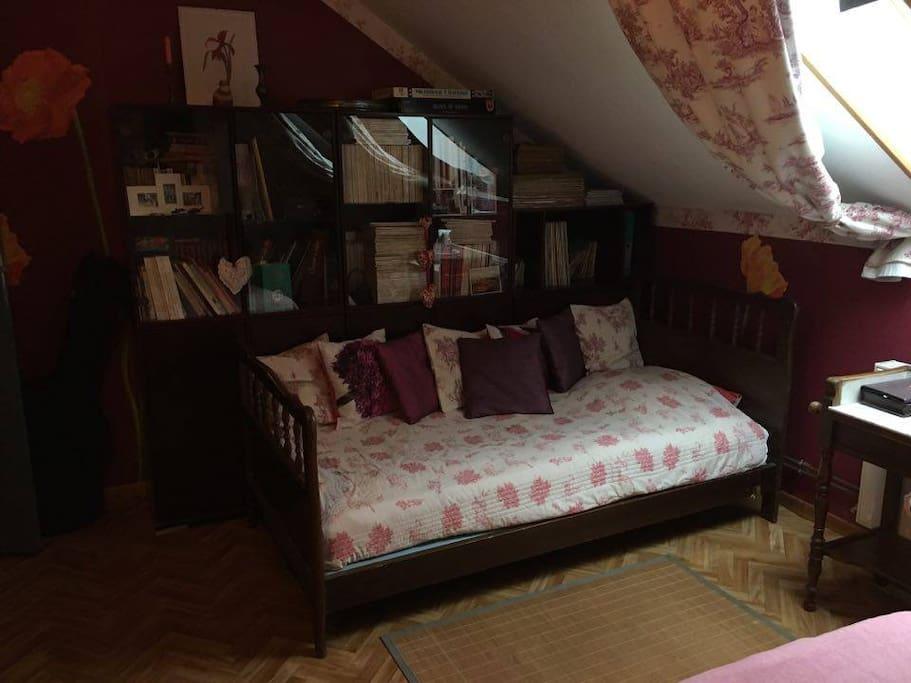Chambre agr able dans une maison chaleureuse maisons - Location d une chambre chez un particulier ...