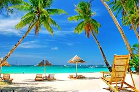 Tropical Island Monthly Villas  Philippines