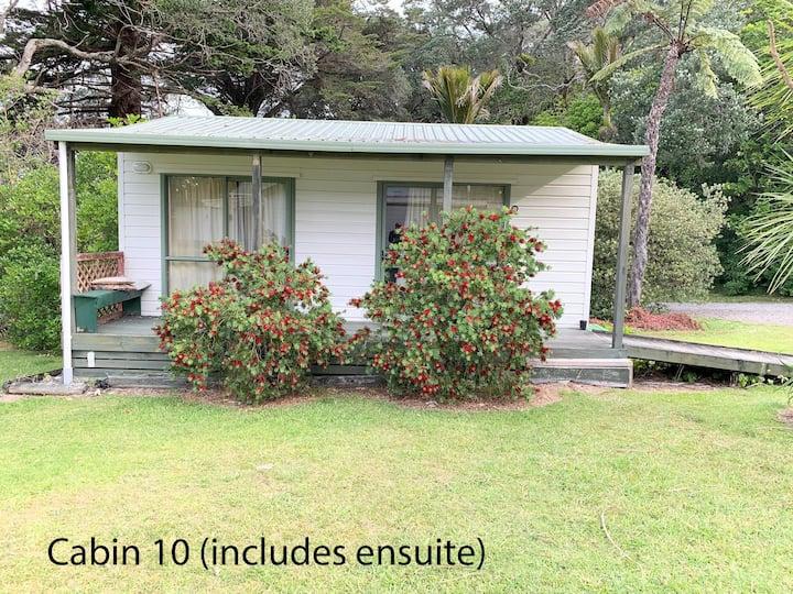 Wharekawa Lodge - Cabin 10